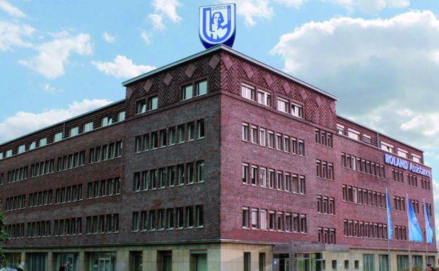 Die Zentrale der Roland Assistance in Köln.