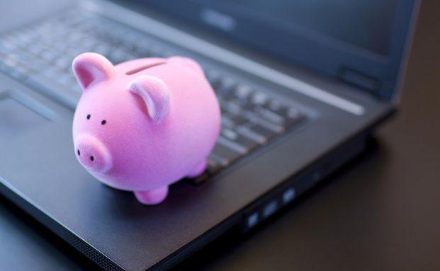 Die Sparquote steigt wieder, die Banken profitieren davon am <br>meisten. Quelle: Fotolia