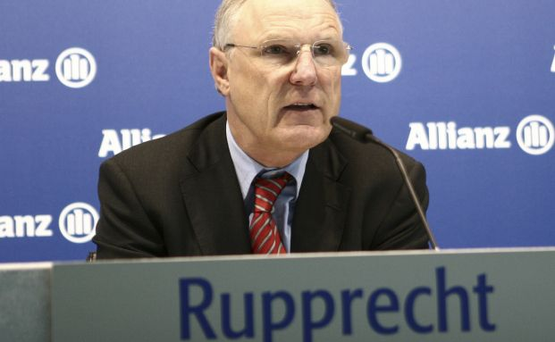 Gerhard Rupprecht. Foto: Allianz