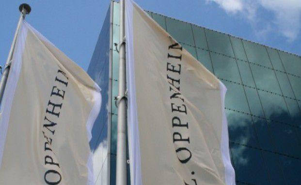 Sal. Oppenheim-Zentrale in Luxemburg