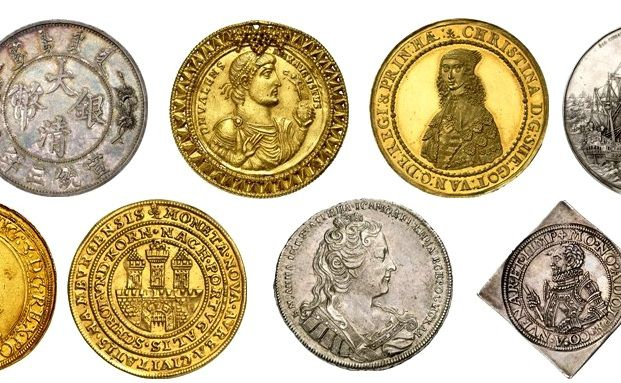 Die teuersten Münzen des Auktionshauses Künker