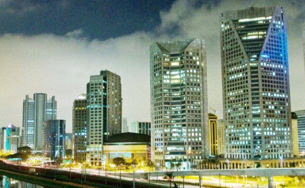 Neu gebaute Hochhäuser in Sao Paulo, Brasilien. Immobilien und Unternehmensanleihen in aufstrebenden Märkten sind bei Investoren sehr beliebt. Foto: Getty Images