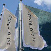 Sal.-Oppenheim-Zentrale <br> in Luxemburg