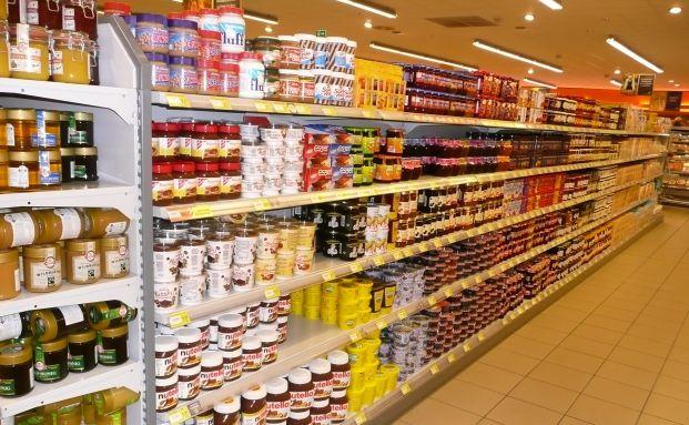 Alles wird teurer: Die steigende <br> Inflationsrate macht sich im Supermarktregal bemerkbar. <br> Quelle: Pixelio