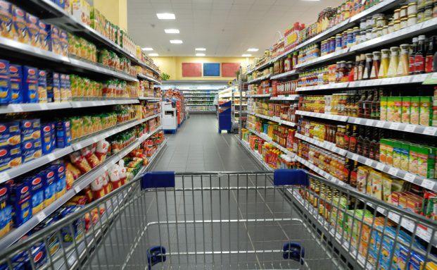 Zu den Einzelhandelsimmobilien in den Fonds z&auml;hlten auch <br>Superm&auml;rkte. Quelle: Fotolia