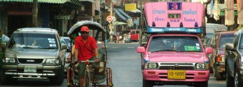 Bangkok; Quelle: Fotolia