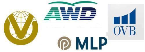 : AWD, DVAG, MLP und OVB: Vertriebstitanen im Vergleich