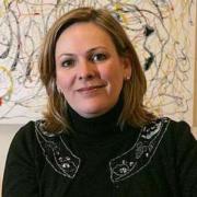 Halla Tomasdottir,<br>Mit-Gr&uuml;nderin von Audur Capital