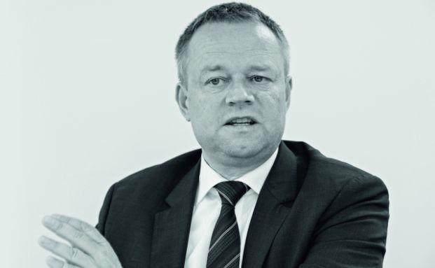 Torsten Haupt, seit Juli 2013 Geschäftsführer der Niederlassung von Aegon in Deutschland. Foto: Uwe Noelke
