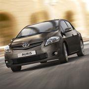 Toyota Auris; Quelle: Toyota