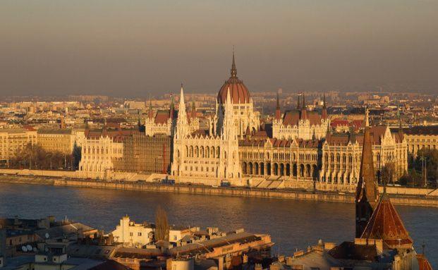 Das Parlament in Budapest. Quelle: Fotolia