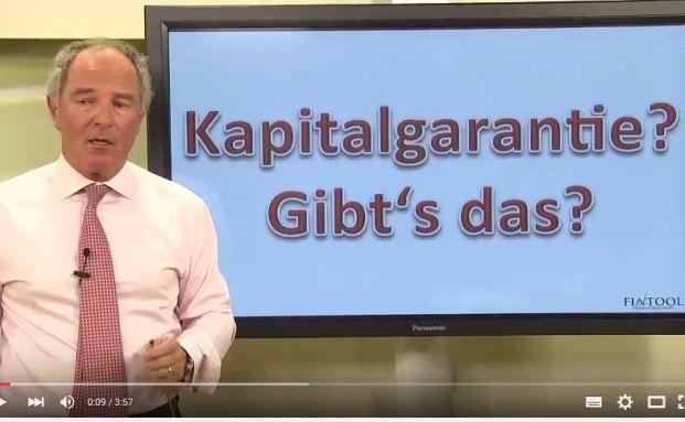 Professor Erwin Heri von der Lernplattform Fintool. Foto: Screenshot