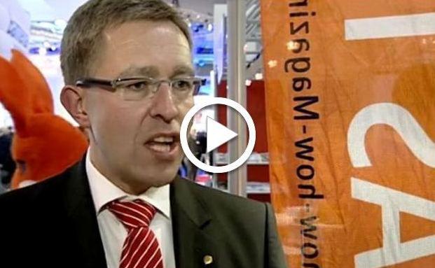 Frank Breiting, Leiter Altersvorsorge, DWS