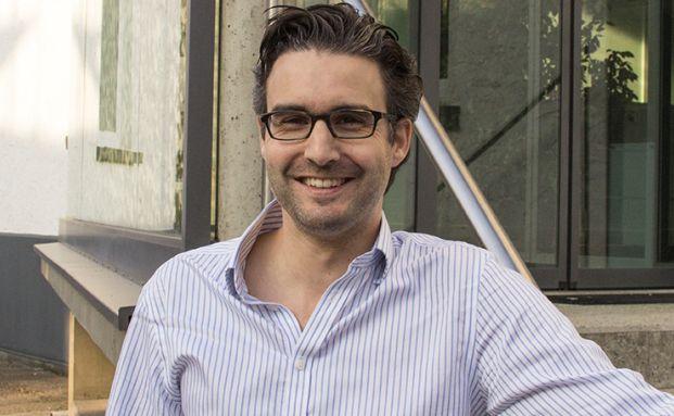 Vaamo-Gründer Oliver Vins