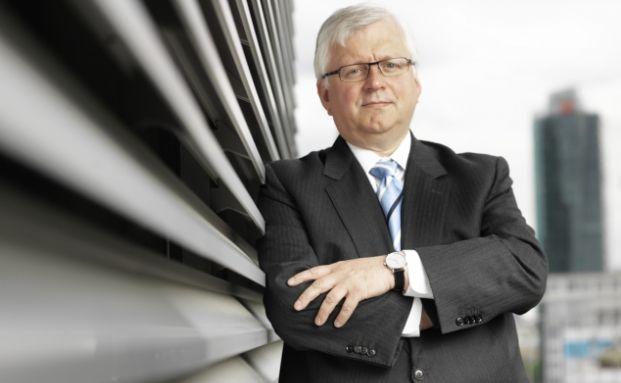 Jörg von Fürstenwerth, Vorsitzender der Hauptgeschäftsführung des Gesamtverbands der Deutschen Versicherungswirtschaft (GDV)