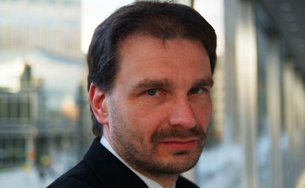 Egon Wachtendorf, verantwortlicher Redakteur von DER FONDS.