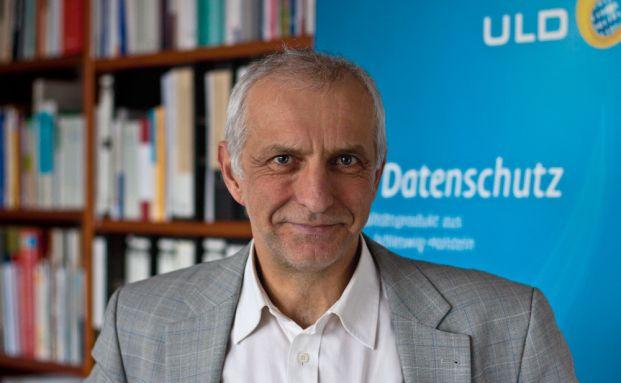 Schleswig-Holsteins Datenschutzbeauftragter Thilo Weichert (Foto: Markus Hansen)