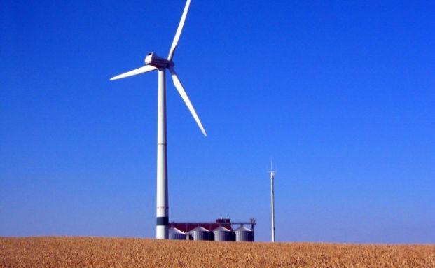 Windenergieanlagen, Foto: Bjoern Friedrich / photocase.com