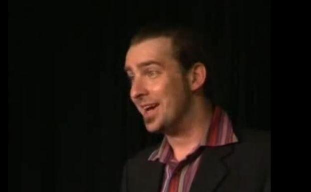 Berichtet aus seinen Erfahrungen als Wohnungseigentümer: Kabarettist David Leukert