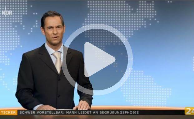 Skandal in Lüneburg: Postillon-24-Nachrichtensprecher Thiess Neubert