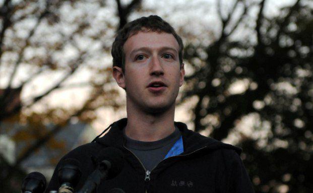 Mark Zuckerberg: Der Facebook-Gr&uuml;nder lebt in einem v&ouml;llig <br> unscheinbaren Mietshaus in Kalifornien. <br> Quelle: Getty Images