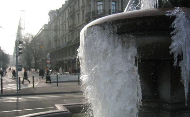 Zürich; Quelle: Pixelio