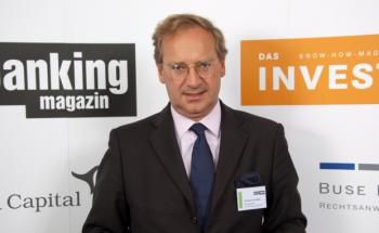 Dominicus von Nerée auf dem private banking kongress Hamburg 2012