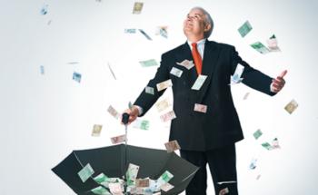 Im kommenden Frühjahr dürfte die Summe der Dividenden auf 29,6 Milliarden Euro steigen - Anleger dürfen sich auf einen so hohen Geldregen wie noch nie freuen. Foto: Getty Images