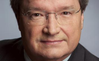 Rainer Neumann: Der Finanzvorstand der R+V Versicherungsgruppe gibt sein Amt auf und den Staffelstab weiter (Foto: R+V)