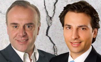 Thierry Larose (l.), Manager des Petercam Bonds Emerging Markets Sustainable, und Enzo Puntillo, Manager des Julius Bär Emerging Bond Fund
