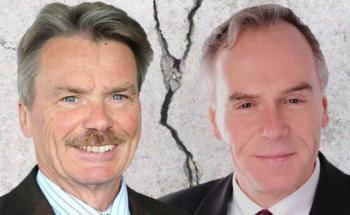 Renditebringer oder viel zu gefährlich? Gerhard Rosenbauer (l.) und Johannes Hirsch sind in punkto Hochzinsanleihen unterschiedlicher Meinung.