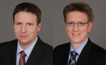 Ralf Kemper (links) und Stefan Döring