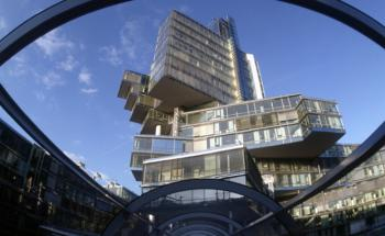 Hauptsitz der Nord LB in Hannover. Foto: NORD/LB