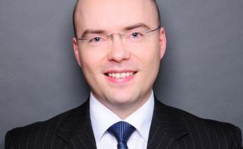 Kristian Buric vom Beratungsunternehmen EGC Eurogroup Consulting