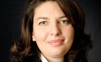 Valérie Baudson ist Vorstandsvorsitzende bei Amundi ETF, Indexing und Smart Beta.