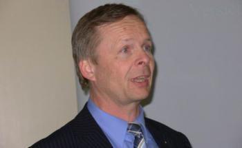 Ulrich Zander aus Eschwege ist Vizepräsident des Bundesverbands Deutscher Versicherungskaufleute. Foto: BVK