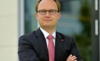 Ronald Slabke ist Vorstandsvorsitzender der Hypoport.