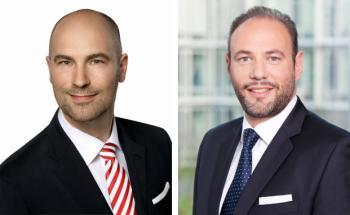 Oliver Lang (l.) hat sein Amt als Carat-Aufsichtratsvorsitzender an Alexander Pfisterer-Junkert übergeben.