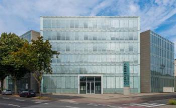 """""""REF (LUX) German Core Real Estate Fund SCS, SICAV-SIF"""" ist der erste gemeinsam initiierte Immobilienfonds von Corpus Sireo (im Bild die Firmenzentrale in Köln) und Swiss Life Asset Managers. Foto: Corpus Sireo"""