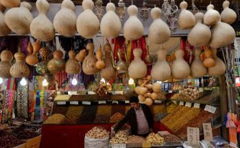 Markt in China: Mit den Konsumaktien den Marktschwankungen in China trotzen. (Bild: Getty Images)