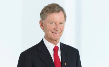Alexander Erdland ist Präsident des Gesamtverbands der Deutschen Versicherungswirtschaft (GDV).