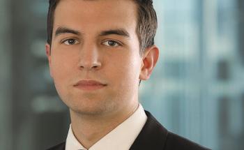 Nicolas Werbach, zuständig für die iShares Factor Based Strategies.