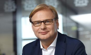 Achim Küssner, Geschäftsführer des britischen Asset-Managers Schroders