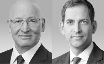 Ernest Boles (li.) und Georg Wunderlin von HQ Capital