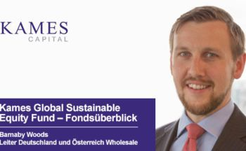 "Podcast: ""Unser Global Sustainable Equity Fund schlägt seine Benchmark deutlich"""