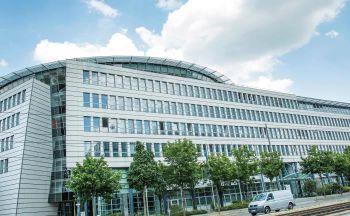 Sitz von Amundi Asset Management in München