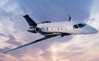 Zwei neue Luxusflieger buhlen um die Gunst der Milliardäre. Die Hersteller Embraer und Cessna bringen jeweils neue Modelle auf den Markt und wollen dadurch die eingebrochene Nachfrage wiederbeleben. Foto: Embraer