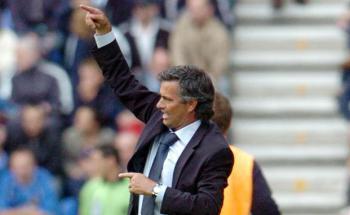 Fußballtrainer José Mourinho in Aktion, Quelle: Getty Images