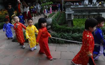 Die junge Bevölkerung kurbelt das Wirtschaftswachstum in den ASEAN-Staaten an. (Foto: Hoang Dinh Nam, Getty Images)