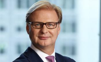 Achim Küssner, Geschäftsführer der Schroders Investment Management GmbH